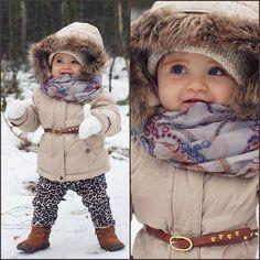fashion kids baby girl