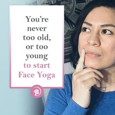 Start Face Yoga today with a free video Routine! #facialexercise Face Yoga Exercises, Yoga Today, Facial Yoga, Beauty Industry, Yoga Fitness, Yoga Poses, Routine, Free