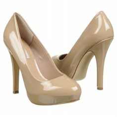 I just bought a similar pair of nude heels - now I just need somewhere to wear them!