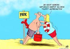 Uli Stein — Cartoons & Fotografie | CARTOONS - ulistein.de Sarkastischer Humor, Beste Comics, Funny Cats, Haha, Jokes, Family Guy, Comic Books, Illustration, Pictures