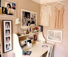 pretty room!