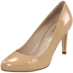 I love these - more sensible. They don't look glamourous but I'd at least be able to wear them for more than 5 minutes!