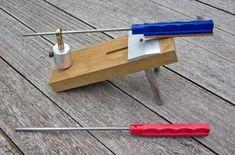 Результат пошуку зображень для knife grinding jig plans