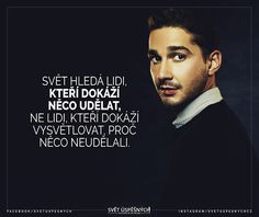 Bylinková holka: DŮLEŽITÉ  JSOU ČINY, NE KECY! Difficult People Quotes, Story Quotes, Motto, True Stories, Personal Development, Quotations, Dreaming Of You, Dental, Relax