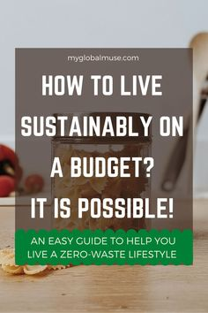 7 Simple but Free Sustainability Tips for Eco Living ~