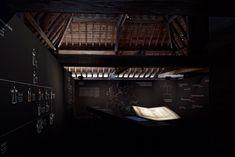 Gallery of Villers Abbey Visitor Center / Binario Architectes - 10