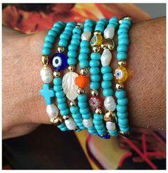 Celeste... Boho Jewelry, Fine Jewelry, Women Jewelry, Unique Jewelry, Bracelet Set, Bangle Bracelets, Tree Of Life Bracelet, Teen Girl Gifts, Presents For Mom