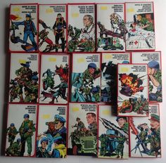 Boxed Atlantic 1/72  Soldiers