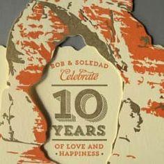 Bob & Soledad Anniversary Announcement