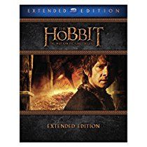 Save on Lord of the Rings and Hobbit trilogies on Blu-ray