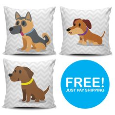 Grab one of our new Dog Pillow Giveaway here http://www.therealbigdeal.com.au/products/dog-pillow-giveaway?utm_campaign=social_autopilot&utm_source=pin&utm_medium=pin