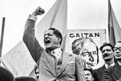 El bogotazo fue un acto muy relevante cauasado el 9 de abril de 1948 por el asesinato del candidato liberal Jorge ELIECER Gaitan Art Deco, Spam, Google, Manga, Six Sisters, Italy Travel, Manga Anime, Manga Comics