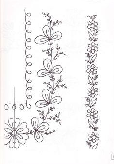 Dibujos para bordar Draws for embroider