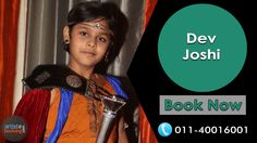 Book Dev Joshi From Artistebooking.com. ‪#‎artistebooking‬ ‪#‎DevJoshi‬ ‪#‎TVCelebrity‬. For More Details Visit : artistebooking.com Or Call : 011-40016001