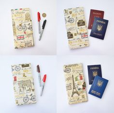 Family passport holder travel document holder passport wallet family passport holder travel document holder passport wallet travel with it baby pinterest passport holders and passport wallet gumiabroncs Image collections
