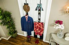 Plan your outfits with this DIY Gotta Go! Garment Rack! For more DIYs, watch Home & Family weekdays at 10a/9c on Hallmark Channel!