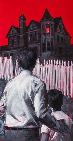 Cemetery Dance Publications: 'Salem's Lot Signed Limited Edition Artwork Portfolio!