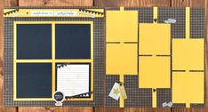 Scrapbook Sketches, Scrapbook Page Layouts, Scrapbook Cards, Scrapbooking Ideas, Graduation Scrapbook, Multi Photo, Scrapbooks, Card Making, Inspire