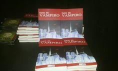 Libro Novela Ojos De Vampiro De Maribel Trescher - $ 220,00