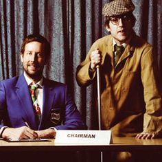 Chris Corcoran and Elis James - The Committee Meeting