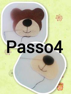 Chaveiro ursinho 4