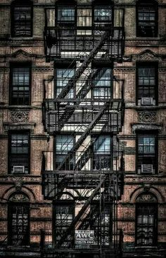 NYC, Lower East Side