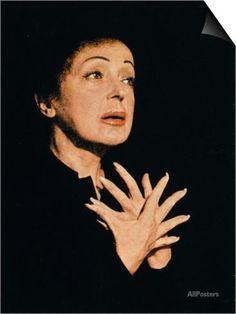 Edith Piaf Photo Posters at AllPosters.com