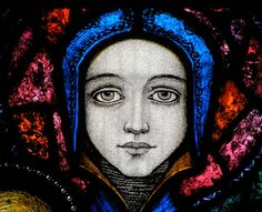 herrshitlordii:  Selected Details From Irish Artist Harry Clarke's Stained Glass Works(Sources from Flickr)  Harry Clarke(March 17, 1889 – January 6, 1931) was anIrishstained glassartist andbook illustrator. Born inDublin, he was a leading figure in the IrishArts and Crafts Movement.