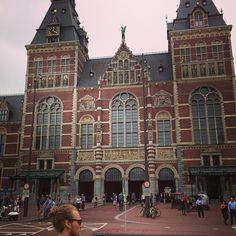 Rijksmuseum in Amsterdam, Noord-Holland - too much to see so skimmed broader works and focused on my faves...