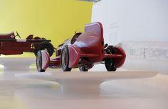 Enzo Ferrari Museum / Future Systems