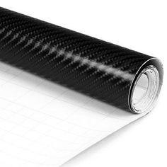152 x 30cm 4D Carbon Fiber Car Sticker