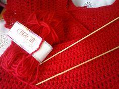 Toquilla en Rojo