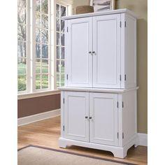 Hidden Computer Desk   Nebraska Furniture Mart U2013 Home Styles Compact Office  Cabinet With Hutch