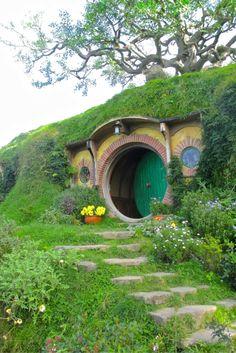 Hobbiton #middleearth