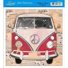 Papel-Arte-Francesa-Litoarte-AFXV-101---Litoarte: Decoupage Vintage, Decoupage Paper, Vintage Tags, Vintage Labels, Retro Vintage, Bus Art, Posters Vintage, Foto Transfer, Car Posters