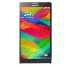 Samsung GALAXY Note 4 Renderbild mit finalem Design aufgetaucht  #samsung #samsunggalaxynote4 #galaxynote4
