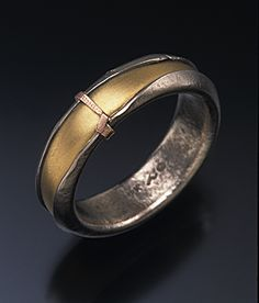 Andy Cooperman | metalwork bracelet.