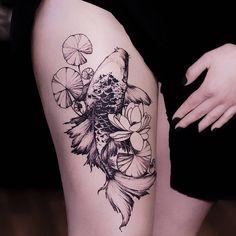 🌿#koifish #the_tattooed_ukraine #equilattera #instainspiredtattoos #tattooistartmag #inkstinctsubmission  #wiilsubmission#igtattoogirls#tattooselection #inspirationstatto#mindblowingtattoos #stttab #tattoorandom #theartoftattoos#txttooing #inspirationsoFTattoo #neroaddict #pegasustattoo #txttooing #tonoinsptattoos #artofzensa #ttblackink  #inkstinctsubmission #inkjunkeyz #blackworkers #darkartist #blacktattooart #blackworkerssubmission #blxckink #iblackwork