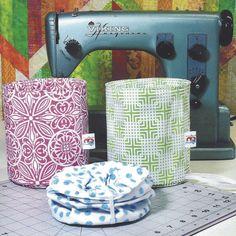 Fat Quarter Pop Up Sewing Pattern