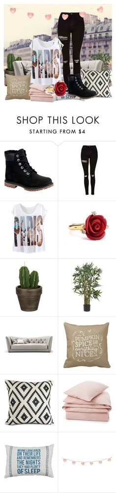 """Paris??"" by toribabe1990 ❤ liked on Polyvore featuring Timberland, Topshop, Oscar de la Renta, John Lewis, Lexington and paris"