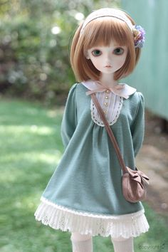 I found this doll, i thought of Kisa from Fruits Basket. (But Her outfit looks like Kagura. Beautiful Barbie Dolls, Pretty Dolls, Ball Jointed Dolls, Ooak Dolls, Blythe Dolls, Lolita Gothic, Marionette, Cute Baby Dolls, Kawaii Doll