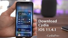 with the release of iOS 11.4.1, millions of Apple users and iOS 11 followers moved to it as the previous versions not support for further use. Now, those who update the iOS 11.4.1 eagerly waiting for download instant Cydia for iOS 11.4.1 And lower devices.