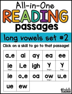308 best ELA: Reading-Fluency images on Pinterest   Sight words ...