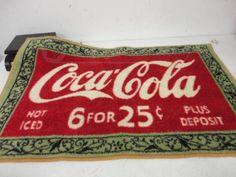 Coca Cola Rugs Home Decor