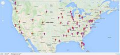 This map shows every school shooting since Sandy Hook.