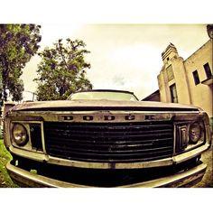 Dodge RAM, en Los Dos Caminos