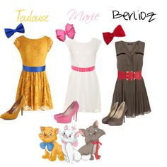 """""""The Aristocats"""" by alh0703 on Polyvore"""