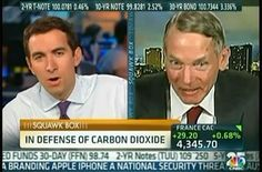 """CNBC's Climate """"Expert"""": """"Demonization Of Carbon Dioxide Is Just Like"""" Demonization Of """"Jews Under Hitler"""" Exxon-Funded Physicist William Happer Fulfills Godwin's Law"""