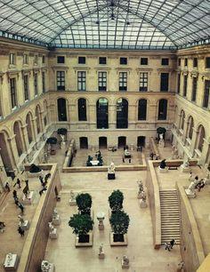 Pabellón Danon. Museo de Luvre