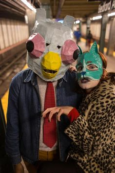 Photos: The Best Halloween Costumes On The Subway  Gothamist